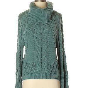 NWT Express Crop Sweater